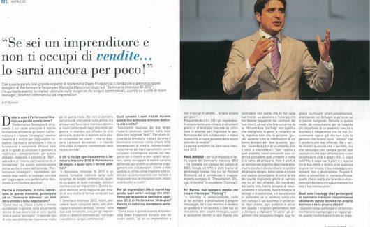Marcello Mancini | ML_Imprese_intervista