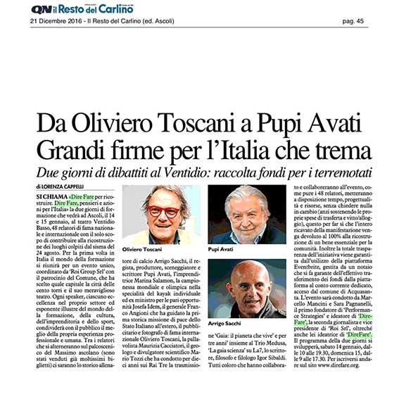 Marcello Mancini | Resto del Carlino
