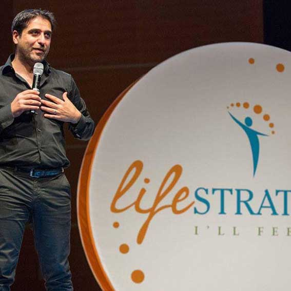 Marcello Mancini | Life Strategies