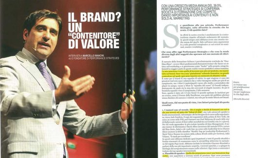 Marcello Mancini   Fondatore performance strategies