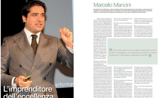 Marcello Mancini | Media-Key-limprenditore dell eccellenza