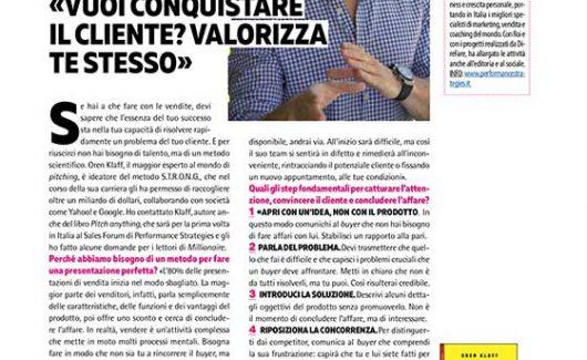 Marcello Mancini   Millionaire -Strategie