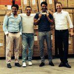 MARCELLO MANCINI | Con Massimo, Francesco e Antonio: 3 persone a cui devo molto