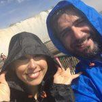 MARCELLO MANCINI | Io e Sara alle Cascate Iguazu