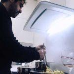 MARCELLO MANCINI | Ai fornelli