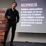 MARCELLO MANCINI | Sul Palco in uno dei tanti speech