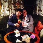 MARCELLO MANCINI | Con Guido, uno dei miei migliori amici