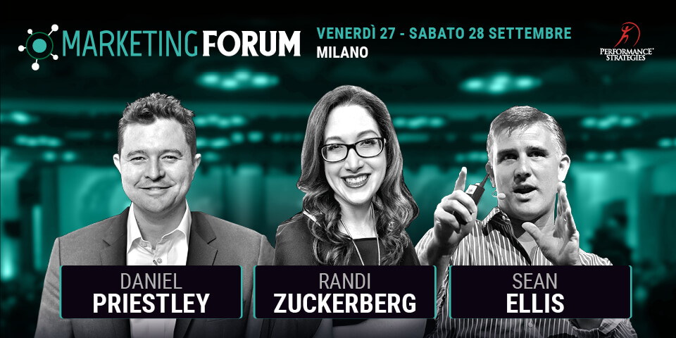 MARKETING FORUM 2019