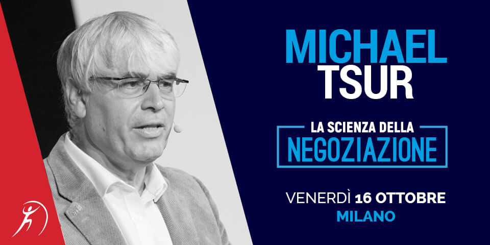 LA SCIENZA DELLA NEGOZIAZIONE - MICHAEL TSUR