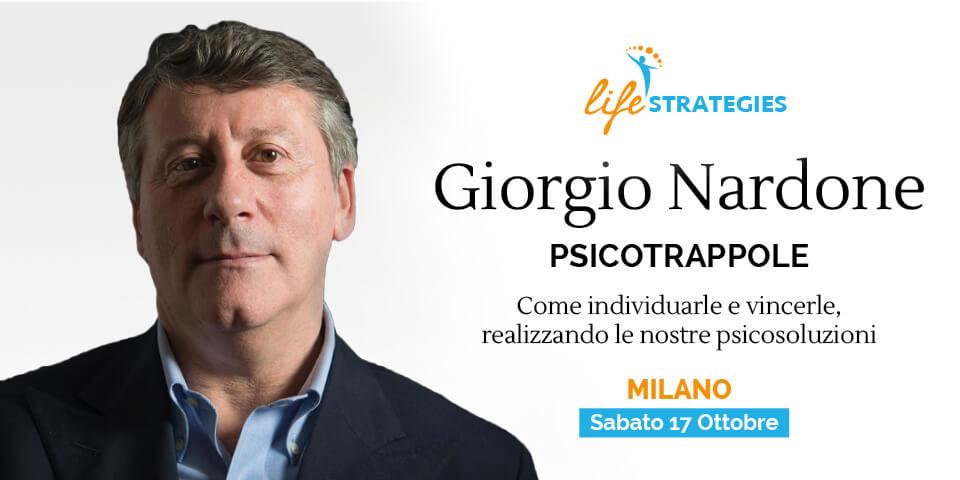 PSICOTRAPPOLE - GIORGIO NARDONE