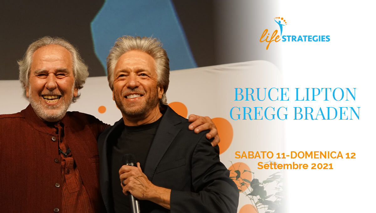 BRUCE LIPTON & GREGG BRADEN