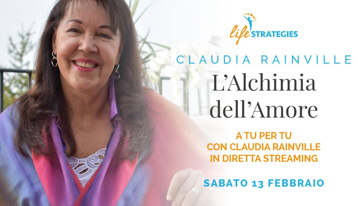L'ALCHIMIA DELL'AMORE - CLAUDIA RAINVILLE