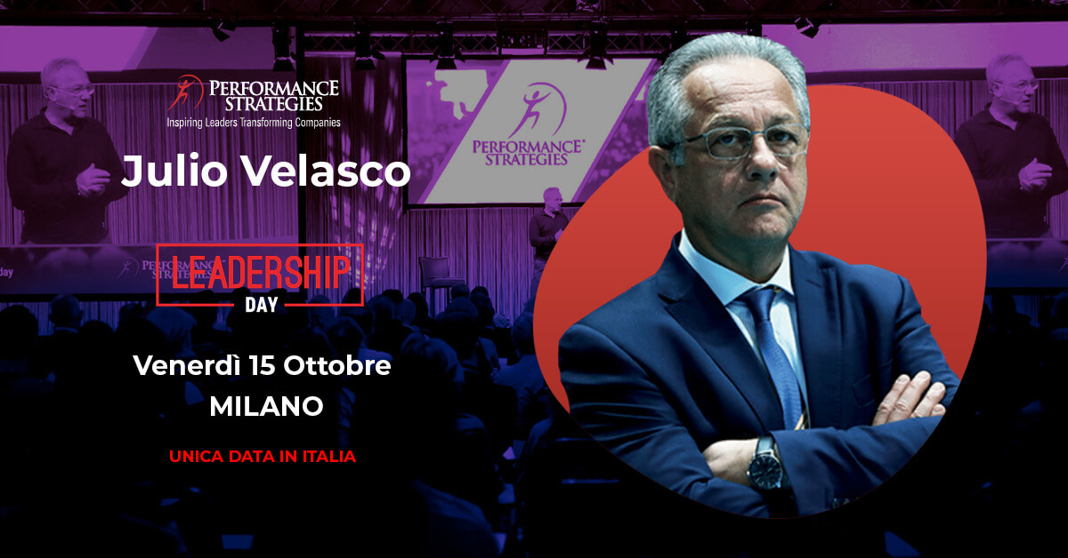 LEADERSHIP DAY - JULIO VELASCO